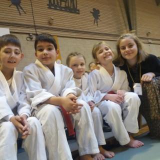 Le Judo Club Salm en route pour le championnat national