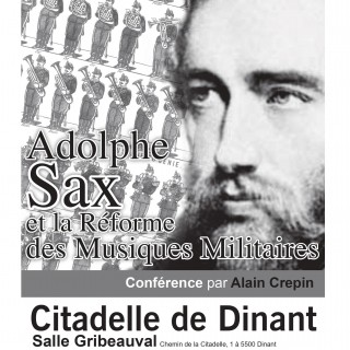 Conférence «A. Sax et les musiques militaires»