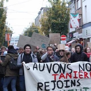 Les jeunes se mobilisent pour le climat