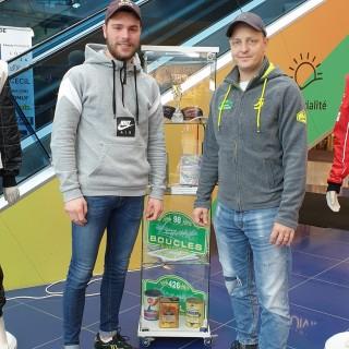Knauf Shopping, à nouveau partenaire des Legend Boucles
