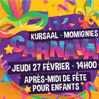 Traditionnel carnaval des enfants au Centre Culturel