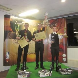 36e Concours barman Junior Européen