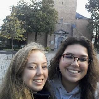 Une jeune de Vezin partie explorer la Flandre