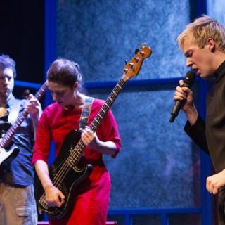 Hamlet: une tragédie très rock'n'roll!