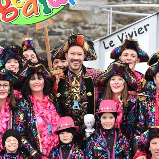 Vive le Pat'Carnaval de Bastogne!