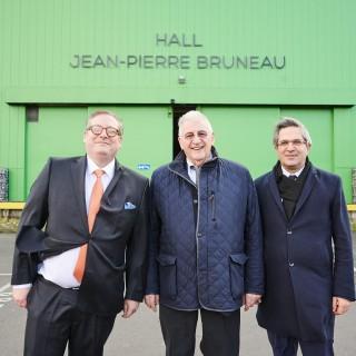 Mabru honore le chef Bruneau