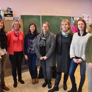 Deux nouvelles classes à l'école communale d'Achêne