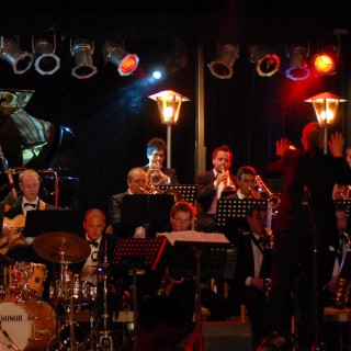 Soirée-concert: «Glenn Miller and Friends» avec l'Eupen Big Band