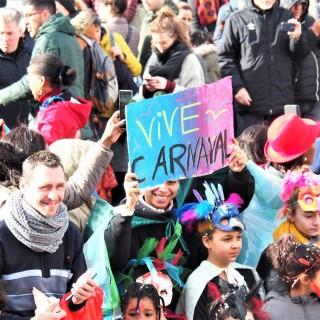 22e carnaval saint-gillois: à vos masques!