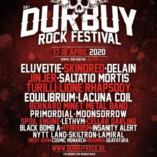 Ça va déménager au Durbuy Rock Festival!