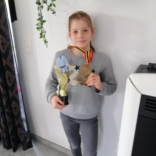Judo: Camille Sternon, une Trois-Pontoise en plein essor