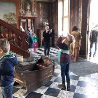 Visite du château d'Aigremont