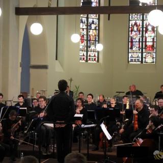 Concert de l'orchestre philharmonique de Liège!