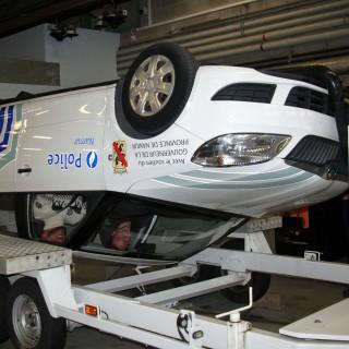 Journée sécurité routière pour les rhétos