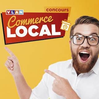 Commerce local : Tous nos concours