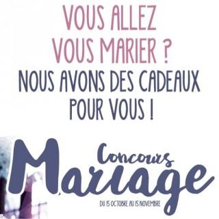Concours Mariage octobre 2020