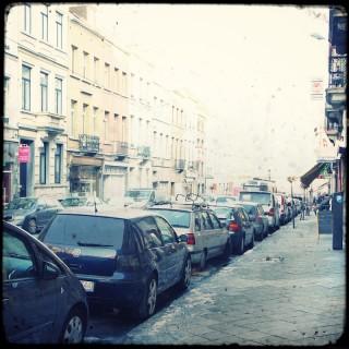 Ca vaut le détour : Rue Lesbroussart