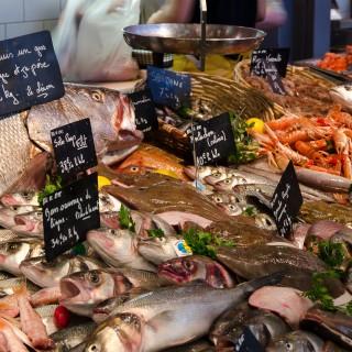 Les poissonneries à Bruxelles