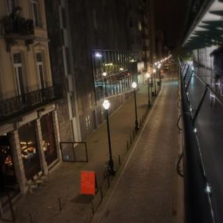 Ça vaut le détour : La rue de Laeken