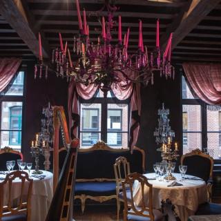 Restaurants romantiques à Mons