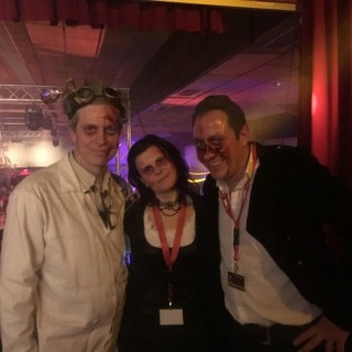 900 personnes à l'Halloween Night