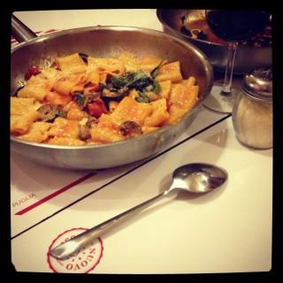 Un nouveau resto italien à Saint Gilles
