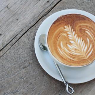 Du café, dans l'amour et le partage…