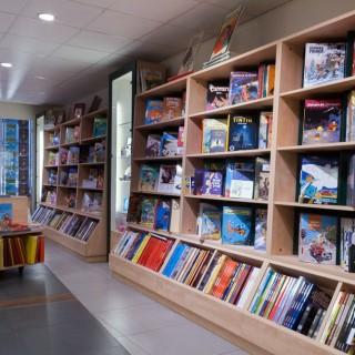 Dossier librairies BD : Bruxelles et la Wallonie