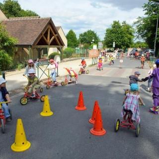 Des rues réservées au jeu durant les vacances d'été!