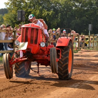 Belle réussite pour les Fous D'Vis Tracteurs