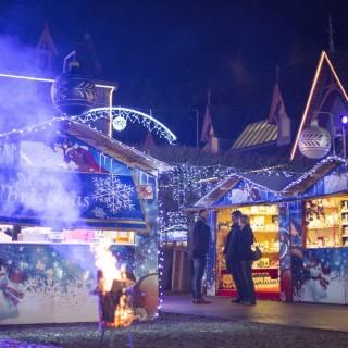 Les 5 plus beaux marchés de Noël en Belgique
