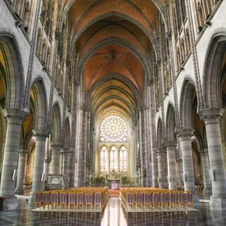 L'une des plus belles églises belges poursuit sa mue