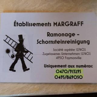 Les Établissements Margraff Ramonage