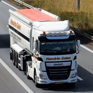 Nandrin Galet Transport national & international - Benelux