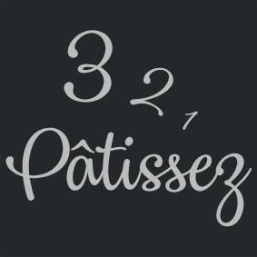 3, 2,1, Pâtissez