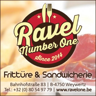 RAVEL NUMBER ONE SNC