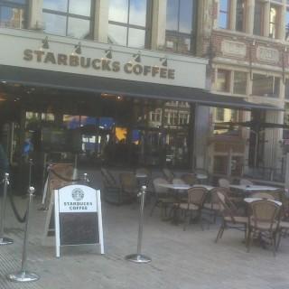 Starbucks Gent