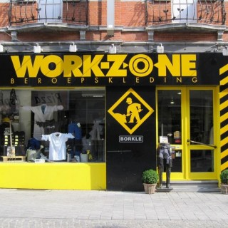 Borkle Leuven-Workzone