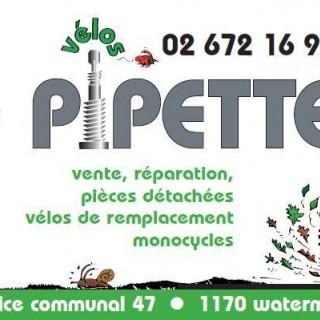 Vélo Pipette
