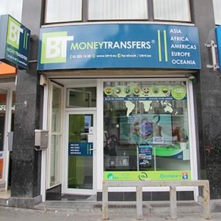 BT Money Transfers - BT Mineirinho store