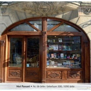 librairie Mot Passant