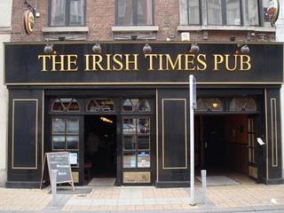 The Irish Times Pub