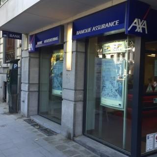 AXA - sprl ERGEVEST
