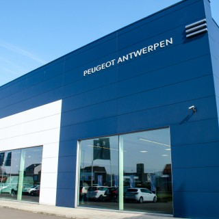 Peugeot PSA Retail Antwerpen