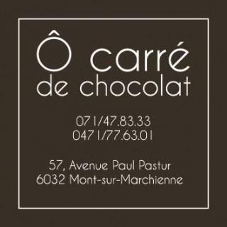 Leonidas Ô carré de chocolat