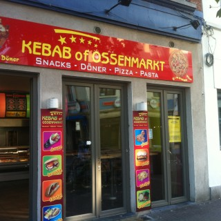 kebab of Ossenmarkt