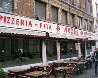 Pizzeria-Pita Mozes