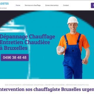 Sos Chauffagistes Bruxelles
