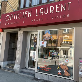 OPTICIEN LAURENT SPRL