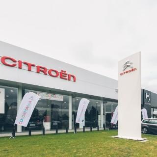 Citroën PSA Retail Drogenbos